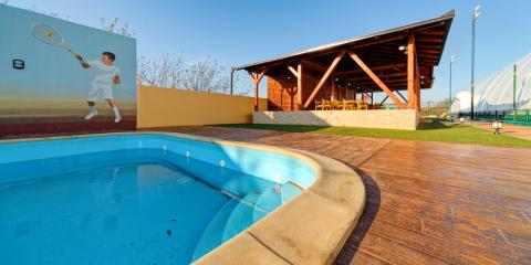 3 Enticing Benefits of a Stamped Concrete Patio, Middleburg, Pennsylvania