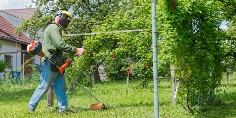 How to Expertly Use a String Trimmer, Middlefield, Ohio