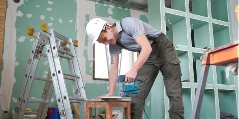 4 Causes of Drywall Wear & Tear, Deep River, Connecticut