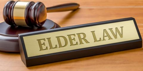 3 Facts About Elder Law, Middletown, New York