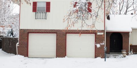 Top 3 Steps to Protect Your Garage Door During Winter, Middletown, Ohio