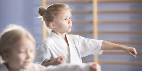 4 Benefits of Enrolling Your Child in Karate , Middletown, New York