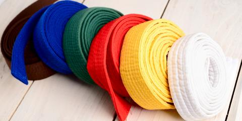 What Does Each Karate Belt Color Mean?, Middletown, New York