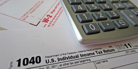 What to Do If You Missed the Income Tax Filing Deadline, Middletown, New York