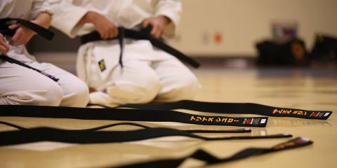 What the Different Belts in Martial Arts Sginify, Middletown, New York