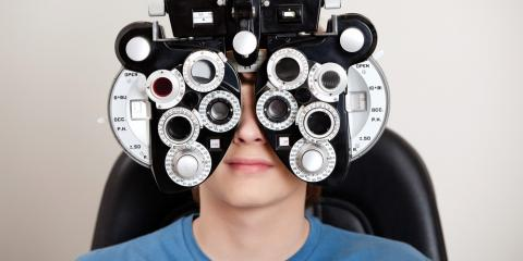 An Eye Doctor Explains Comprehensive vs Routine Eye Exams, Middletown, New York