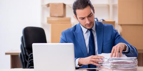 3 Tips for Keeping Documents in a Storage Unit, Middletown, New York