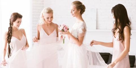 3 Tips to Select a Color Scheme for Your Wedding & Bridal Party, Middletown, Ohio