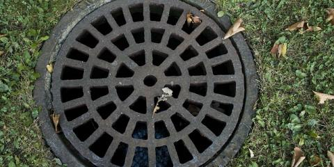 The Difference Between Sanitary Sewer Systems & Stormwater Systems, Middletown, Ohio