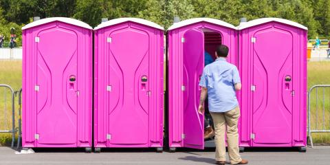 5 Tips for Portable Toilet Etiquette, Lemon, Ohio