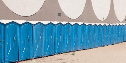 3 Ways to Prevent a Porta-Potty From Tipping Over, Trenton, Ohio