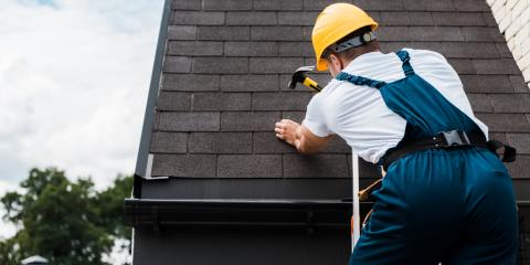 3 Tell-Tale Signs You Need Roof Repairs, Middletown, Ohio