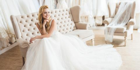 5 Wedding Dress Fabrics to Know Before Shopping, Middletown, Ohio