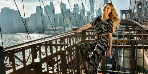 4 Ways to Style a Jumpsuit, Manhattan, New York