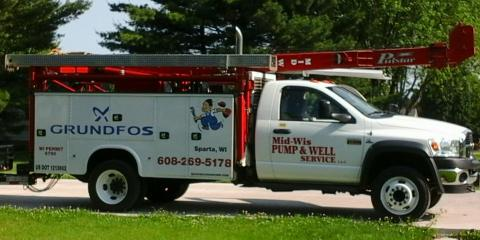 Mid Wisconsin Pump & Well, Well Drilling Services, Services, Sparta, Wisconsin