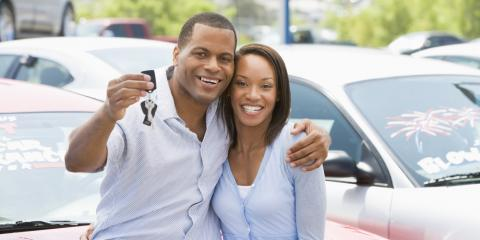 5 Steps to Buying a Used Car, Sharonville, Ohio
