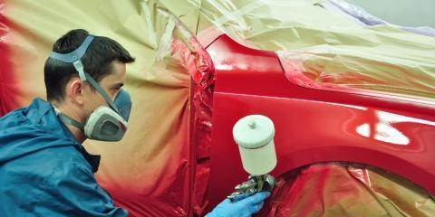 3 Fun Facts About Car Paint Colors, Dothan, Alabama