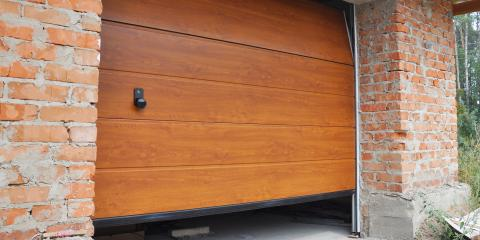 Why Won't Your Garage Door Fully Close? , Milford, Connecticut