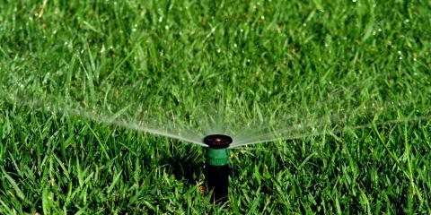 5 Sprinkler System Components You Should Know, Cincinnati, Ohio