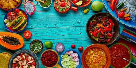 3 Signs You're Eating at an Authentic Mexican Restaurant, Milford, Connecticut