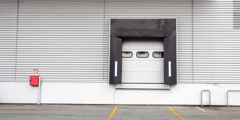 How to Choose Commercial Garage Doors, Milford, Connecticut