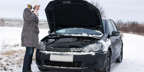 4 of the Most Common Winter Car Issues, Miami, Ohio