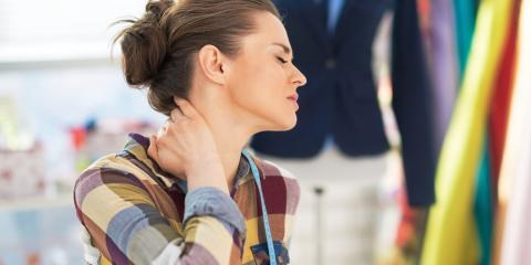 4 Common Causes of Neck Pain, Miami, Ohio