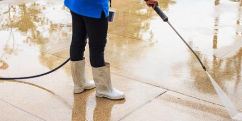 Top 3 Benefits of Using Power Washing for Your Commercial Property, Milford city, Connecticut