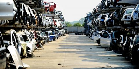 4 Ways Vehicle Recycling Benefits the Environment, Union, Ohio