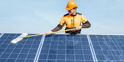 5 Reasons Solar Panels Need Regular Cleaning, Milford city, Connecticut