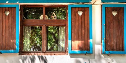 5 Benefits of Wooden Shutters, Ewa, Hawaii