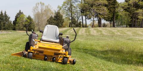 4 Benefits of a Zero-Turn Mower, Milledgeville, Georgia