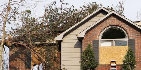 How to Deal With Unexpected Roofing System Damage, Milledgeville, Georgia