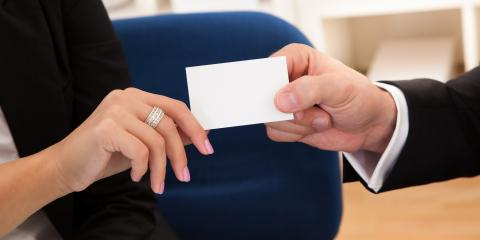 3 Tips to Create Effective Business Cards, Onalaska, Wisconsin