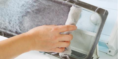 Understanding the Dangers of Leaving Lint in Your Dryer, Delhi, Ohio