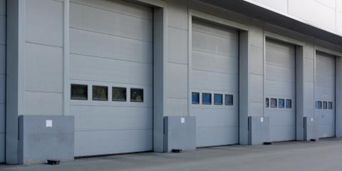 3 Tips to Choose an Energy Efficient Commercial Garage Door, Milwaukee, Wisconsin