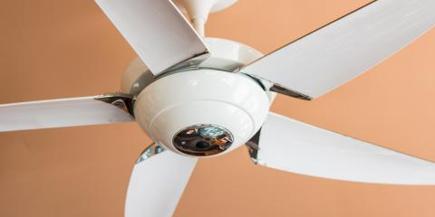 How Heating & Cooling Systems Can Benefit From Ceiling Fans, New Berlin, Wisconsin