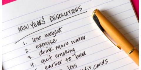 5 Reasons New Year's Resolutions Often Fail, Manhattan, New York