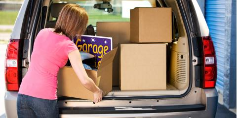 Mini Storage or a Full-Size Unit? 3 Tips for Figuring Your Needs, Cincinnati, Ohio