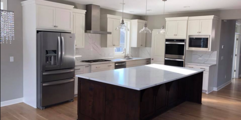 3 Mistakes You're Making When Cleaning Wooden Cabinets, Blaine, Minnesota