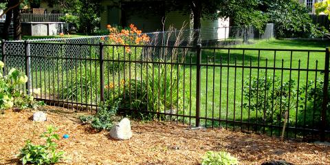 Aluminum Fence Designs Check out these incredible fence designs from blackbear fence blackbear fence explains the benefits of aluminum fencing minneapolis minnesota workwithnaturefo