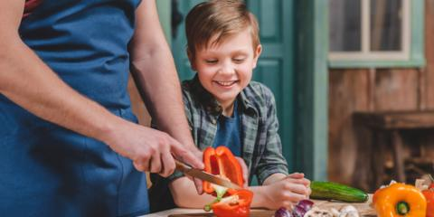 Open Gym Staff Suggest 5 Nutritious Snacks Your Kids Will Love, Blaine, Minnesota