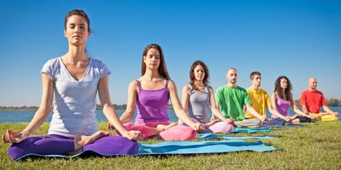 Top 5 Reasons to Try Yoga, Blaine, Minnesota