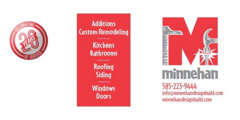 Minnehan Design Build, General Contractors & Builders, Services, Fairport, New York