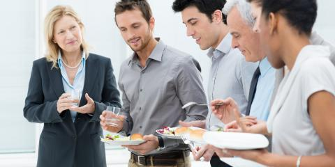 3 Types of Corporate Event Buffet Foods to Get From Your Caterer, Hopkins, Minnesota