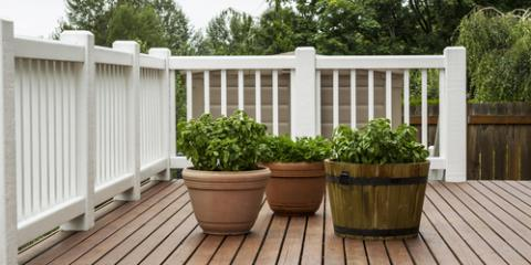 5 Types of Residential Railing Designs , Plymouth, Minnesota