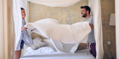 5 Types of Bed Sheets to Help Keep You Cool at Night, Minocqua, Wisconsin
