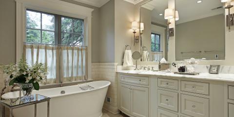 4 Easy Ways to Transform a Bathroom, Raleigh, North Carolina