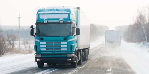 3 Winter Tips for Truck Drivers, West Plains, Missouri