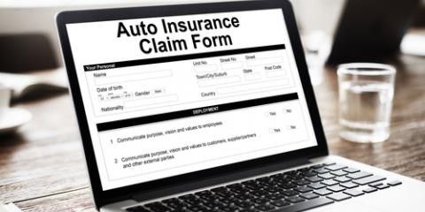 Steps to Take After a Collision to Properly File an Auto Insurance Claim , St. Charles, Missouri